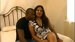 Mature Indian Interracial.