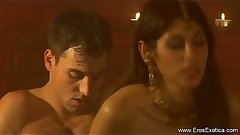 Exotic Couple From Indian Sauna
